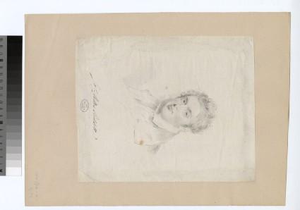 Portrait of J. M. Riddell