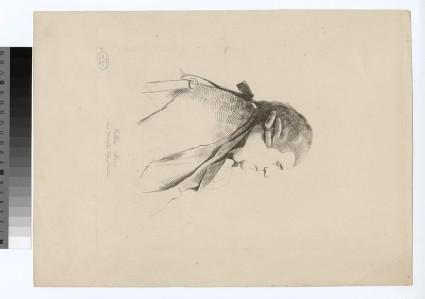 Portrait of W. Rix