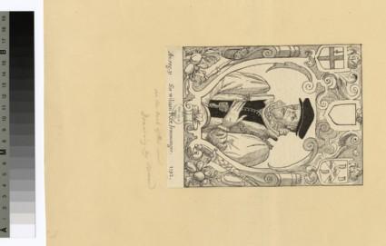 Portrait of W. Roe