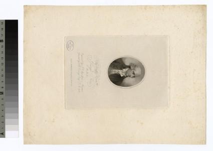 Portrait of G. Rose