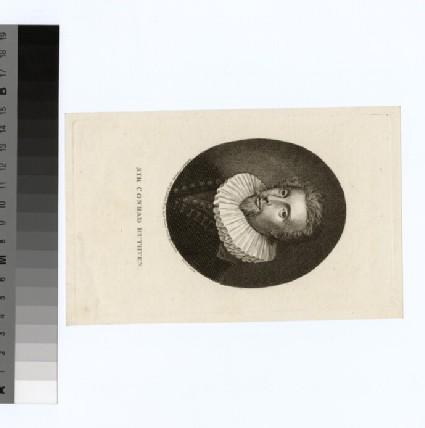 Portrait of C. Ruthven