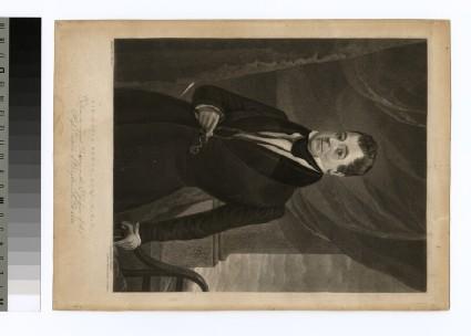 Portrait of D. Scott