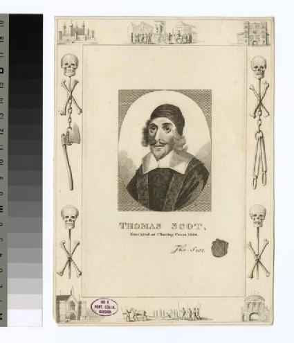 Portrait of T. Scot
