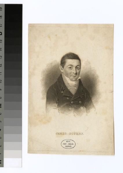 Portrait of J. Scurry