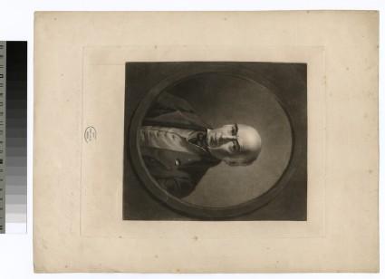 Portrait of J. Sebright