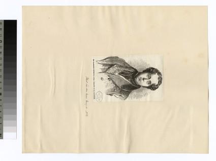 Portrait of H. Seymour