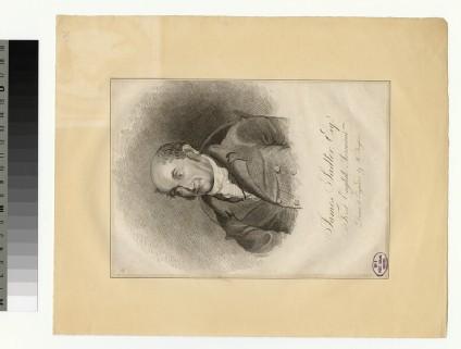 Portrait of J. Sadler
