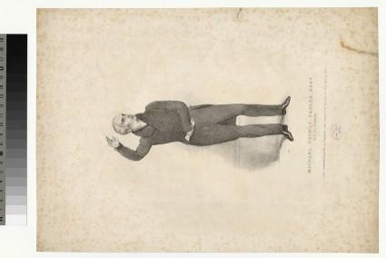 Portrait of M. T. Sadler