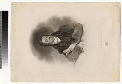 Portrait of H. Salt