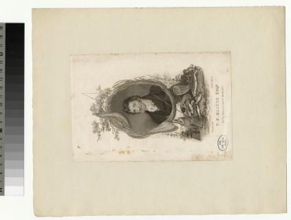Portrait of T. F. Salter
