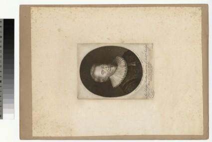 Portrait of E. Sandys