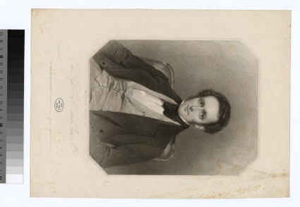 Portrait of F. Shaw