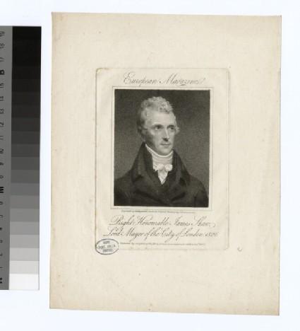 Portrait of J. Shaw