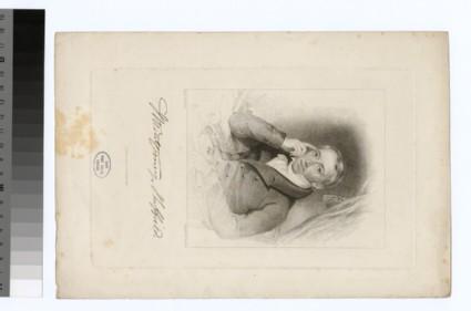Portrait of R. Sheffield
