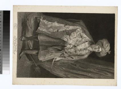 Portrait of R. Shirley