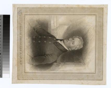 Portrait of G. Shiffner