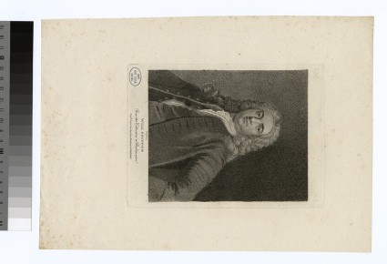 Portrait of W. Shippen