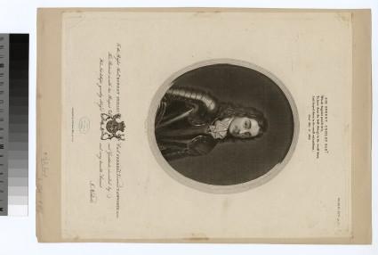 Portrait of Earl (Robert Shirley) Ferrers