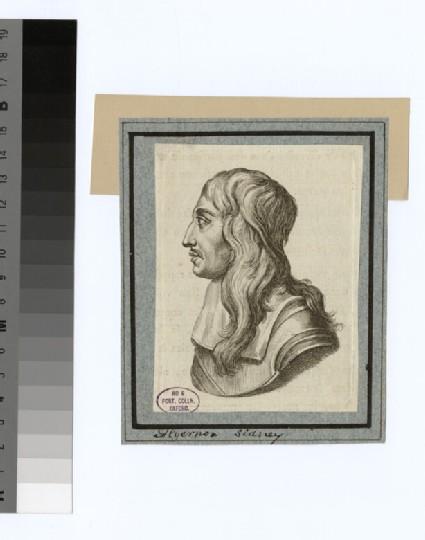 Portrait of A. Sidney