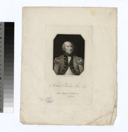Portrait of H. C. Sirr