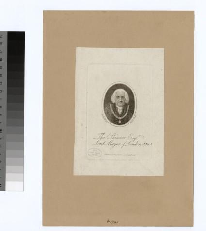 Portrait of T. Skinner
