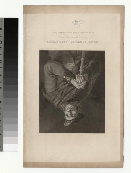 Portrait of Hugh Stewart