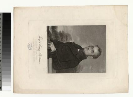 Portrait of J. R. Stephens