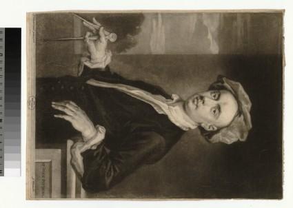 Portrait of J. Sturges