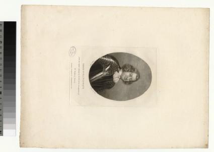 Portrait of G. Strangeways