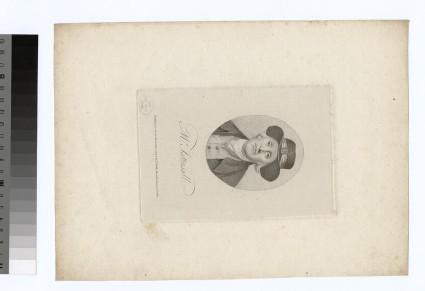 Portrait of Mr Tattersall