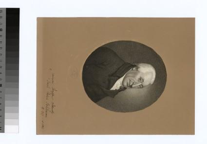 Portrait of J. N. Tandy