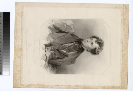 Portrait of J. E. Tennent