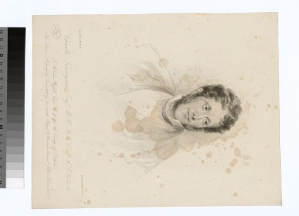 Portrait of C. Tennyson