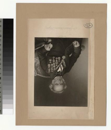 Portrait of E. Thomason