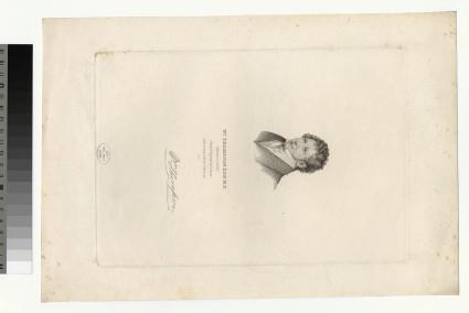 Portrait of W. Thompson