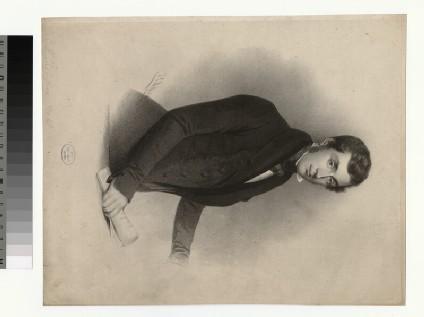 Portrait of C. P. Thompson