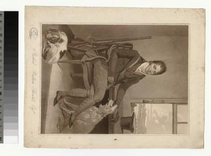 Portrait of R. B. Thornhill