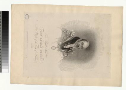 Portrait of J. T. Thorp