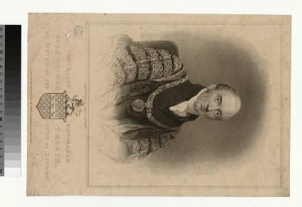 Portrait of J. T. Thorpe