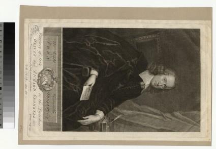 Portrait of J. Thurlow