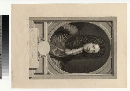 Portrait of W. Trumbull