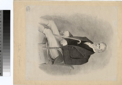 Portrait of Tucker
