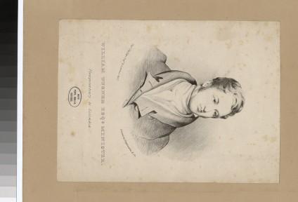Portrait of W. Turner