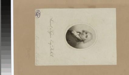 Portrait of S. Tyssen