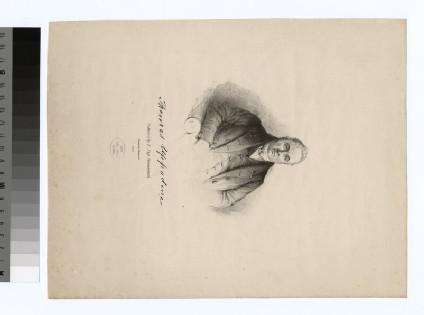Portrait of T. Uppardine