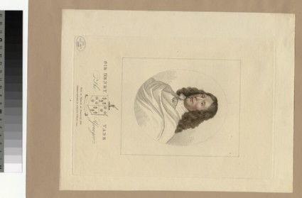 Portrait of H. Vane