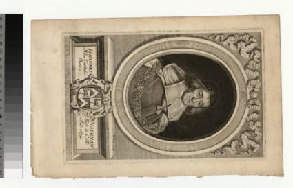 Portrait of J. Vaughan