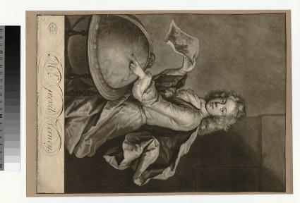 Portrait of G. Verney
