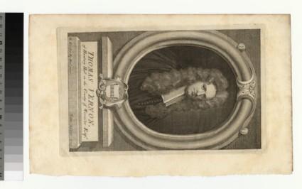 Portrait of T. Vernon