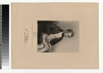 Portrait of C. P. Villiers